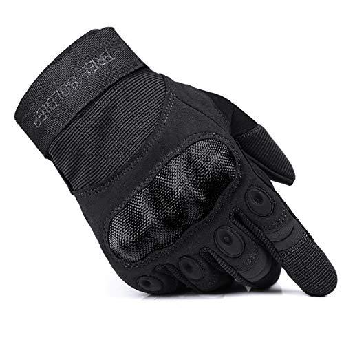 FREE SOLDIER Outdoor Männer Vollfinger Handschuhe, Radfahren Klettern Trainingshandschuhe