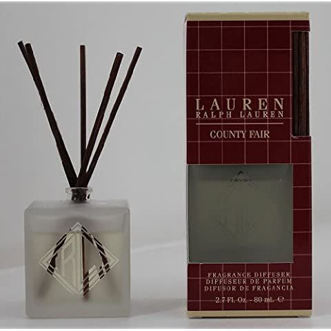Nuovo, in scatola Ralph Lauren County Fair Reed diffuser-apple, Pera,