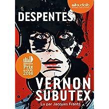Vernon Subutex 1: Livre audio 1 CD MP3