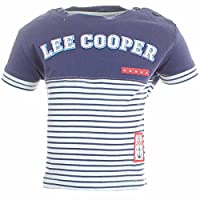 Lee Cooper T-shirt Short sleeve Baby Boy Hello Captain