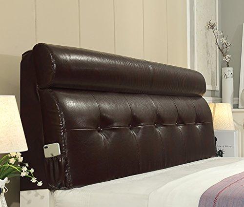 XUEYAN Kopfteil weiche Tatami-Bett Kissen Doppelbett Soft-Pack Bett Rückenlehne Kissen Bettdecke...