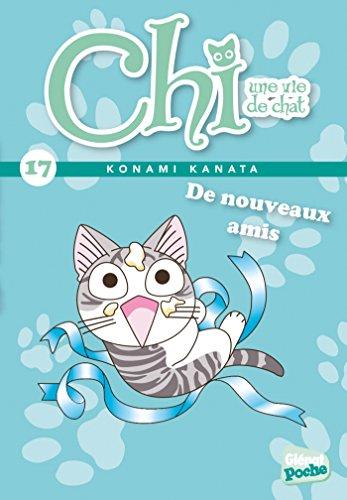 Chi - Poche - Tome 17: De nouveaux amis par Konami Kanata, Pétronille