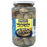 Speca Vongole Venusmuscheln in Aufguß mit Schale (750g Glas)