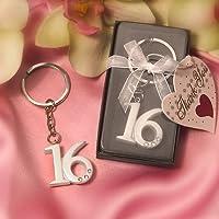 Sweet 16 Key Rings - 72 count by Fashioncraft preisvergleich bei billige-tabletten.eu