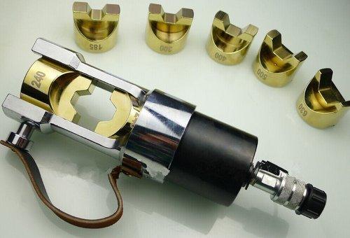 Gowe Outil à sertir Terminal Pince à sertir Pince à sertir hydraulique hydraulique Gamme 150–630 mm²