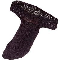 Insignia 3 o 12 Pares Hombre Muy Ancho Calcetines diabéticos más grueso Deporte Trabajo Sin Costura en los dedos.