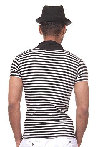 FIYASKO T-Shirt Schwarz