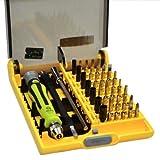 Generic Präzisions-Schraubendreher 45In 1Für Handy Reparatur Werkzeug Set Pinzette Mobile Kit