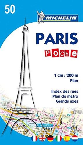 Plan de Paris poche