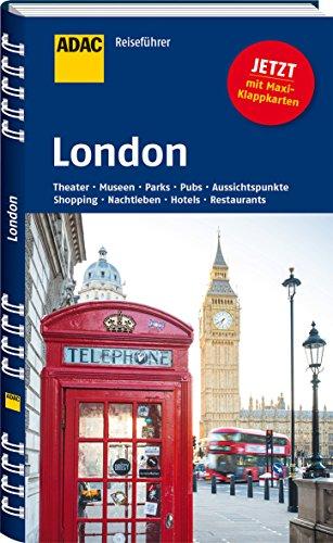 Preisvergleich Produktbild ADAC Reiseführer London
