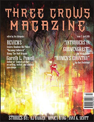 Three Crows Magazine #3 (English Edition)