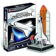"CubicFun 3D Puzzle Kid-Serie ""Transbordador espacial Discovery"""