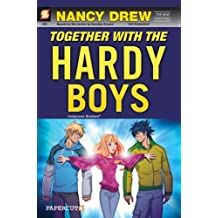 Nancy Drew The New Case Files #3: Together with the Hardy Boys (Nancy Drew Graphic Novels (Papercutz Paperback))