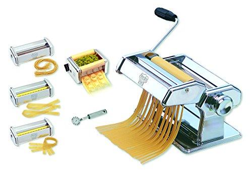 Pastaaid Multi Set Julia 150 Nudelmaschine mit 5 Zubehörteilen -