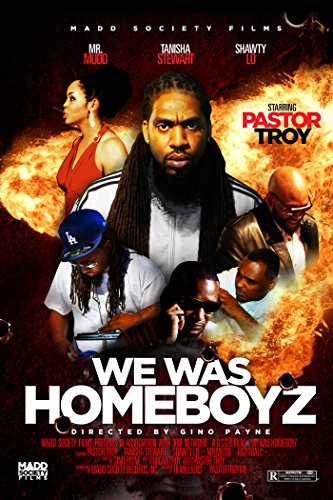 We Was Homeboyz Cover