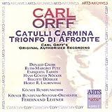 Catulli Carmina; Trionfo di Afrodite