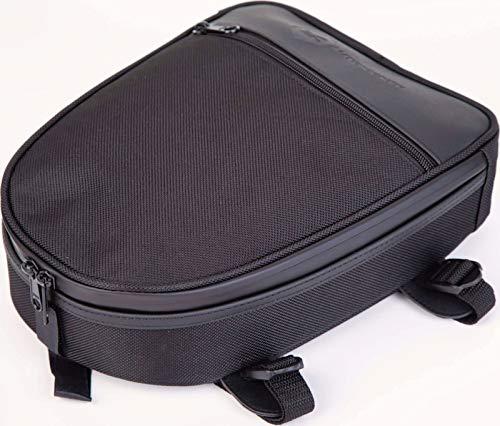 Autokicker Essential Black Edition Mini Sac/Sacoche pour Porte-Bagages/Selle pour Motos et Deux Roues Motorisés