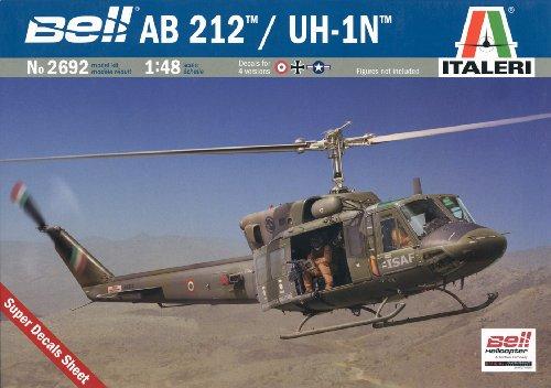 italeri-i2692-maquette-aviation-ab-212-uh-1n-echelle-148