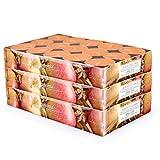 90 pajoma Duft Teelichter 3x30 Stück Duftkerzen viele Düfte wählbar (Apfel-Zimt)