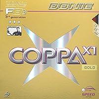 DONIC Coppa X1 Gold, TT-Belag, NEU, OVP, inkl. Lieferung
