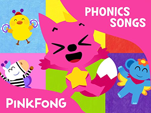 Pinkfong! Bug Songs Cover