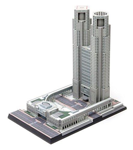 1/2000 Tokyo Metropolitan Government Building (modele plastique)
