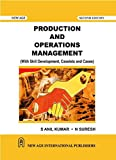 Production and Operations Management (With Skill Development, Caselets and Cases)