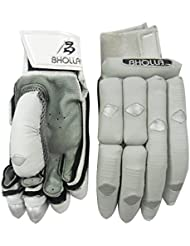 El Gigante tamaño de la guantes de bateador de críquet, para diestros, hombre, cómodo, prueba nivel protección