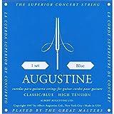 Augustine Bleu de cordes pour guitare classique
