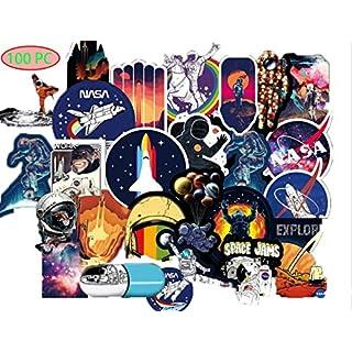 TUOTUO Steven Universe Aufkleber 100 Stck Nicht wiederholt Wasserdichtes Vinyl Mode Aufkleber für Laptop / Gepäck / Skateboard / Motorrad / Fahrrad / Handy