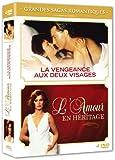 Coffret Les grandes sagas romantiques (La vengeance aux deux visages - La mini-série + L'amour en héritage)