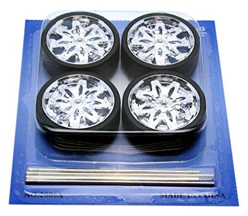 Car Wheels- Miniature Voiture de Collection, 2006, Argent