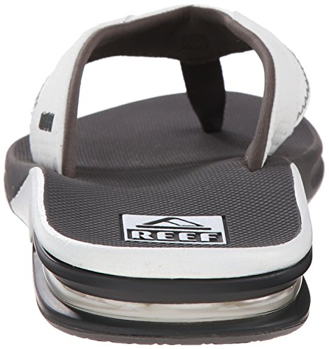 Reef Fanning, Tongs Garçon Multicolore - Varios colores (Grey / White)