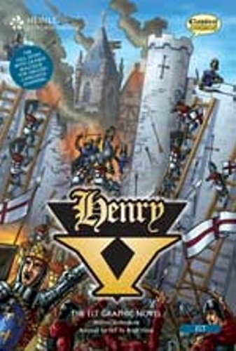 Henry V: Classic Graphic Novel Collection (Classical Comics)