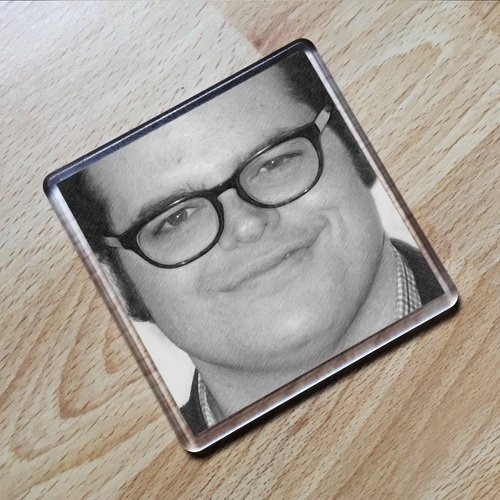 Seasons Josh GAD - Original Art Coaster #js001 -