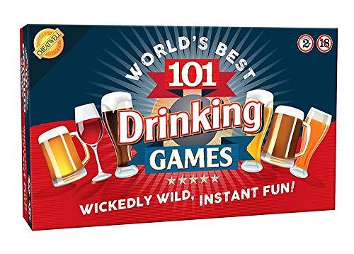 Cheatwell 05232 - 101 drinking games [importato da uk]