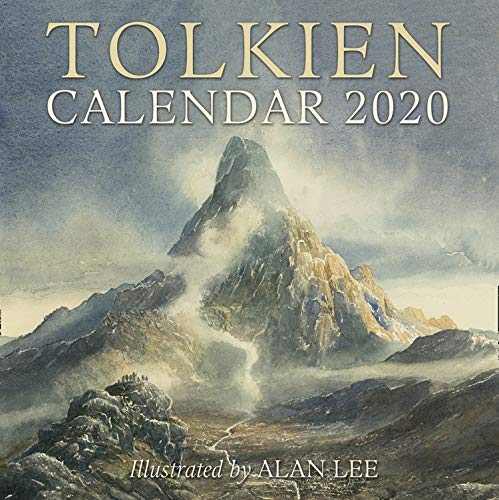 Tolkien Calendar 2020 -