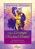 Das Erzengel-Michael Orakel (Kartendeck): 44 Orakelkarten mit Anleitungsbuch - Doreen Virtue
