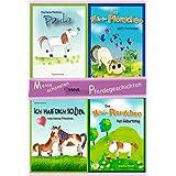 Meine schönsten Musold.minis Pferdegeschichten:: vier bunte Bilderbücher für Kinder ab zwei Jahren