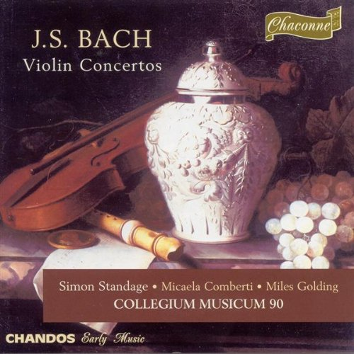 Concerto for 3 Violins in D Major (reconstructed by S. Standage from BWV 1064): I. Allegro