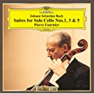 Bach: Suites for Solo Cello Nos. 1, 3 & 5