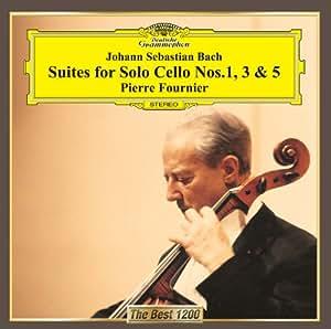 Bach:Suites for Solo Cello Nos