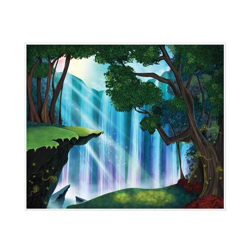 Beistle Cuvee Party Supplies, 5'x 6', Multicolor