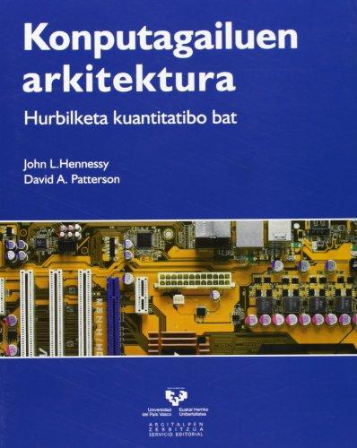 Konputagailuen arkitektura. Hurbilketa kuantitatibo bat (Vicerrectorado de Euskara)