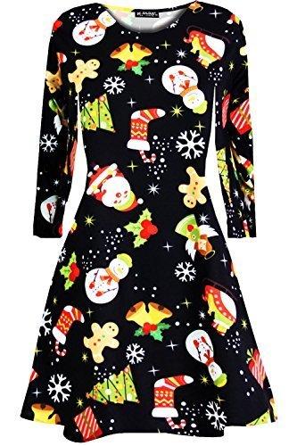 Be Jealous Damen Weihnachtsgeschenk Candy Kittel Weihnachten
