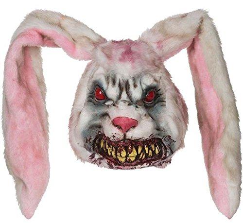 Bristol Novelty bm465Evil Bunny Maske, eine Größe