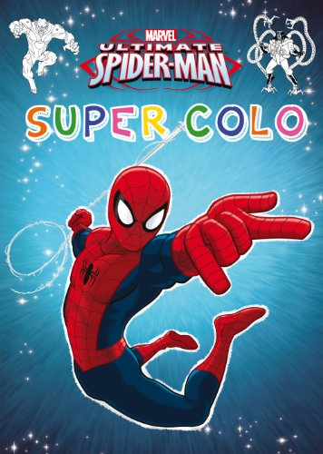 Super colo Ultimate Spider-Man (Spider-man-colo)