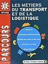Les métiers du transport et de la logistique par ONISEP