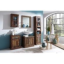Badezimmer set holz  Suchergebnis auf Amazon.de für: badmöbel antik look