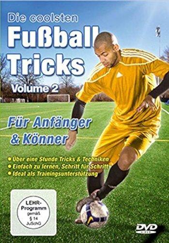 Die coolsten Fussballtricks - Volume 1 - Für Anfänger & Könner (Edition 2014) [DVD-Videobook]